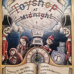 Toyshop at Midnight