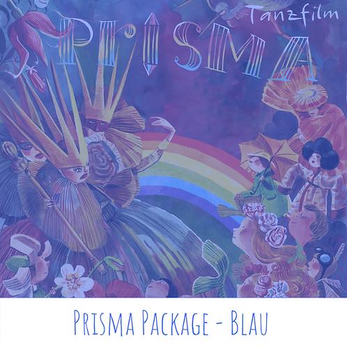 Prisma Package - Blau (Stream, Film-Download, Foto-CD & Plakat A)