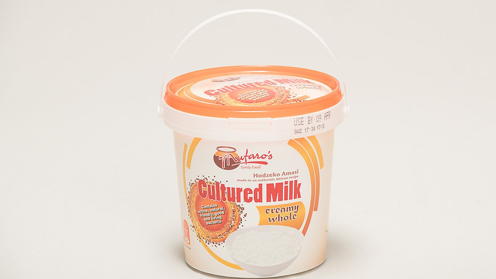 Hodzeko Amasi Cultured Milk 1kg