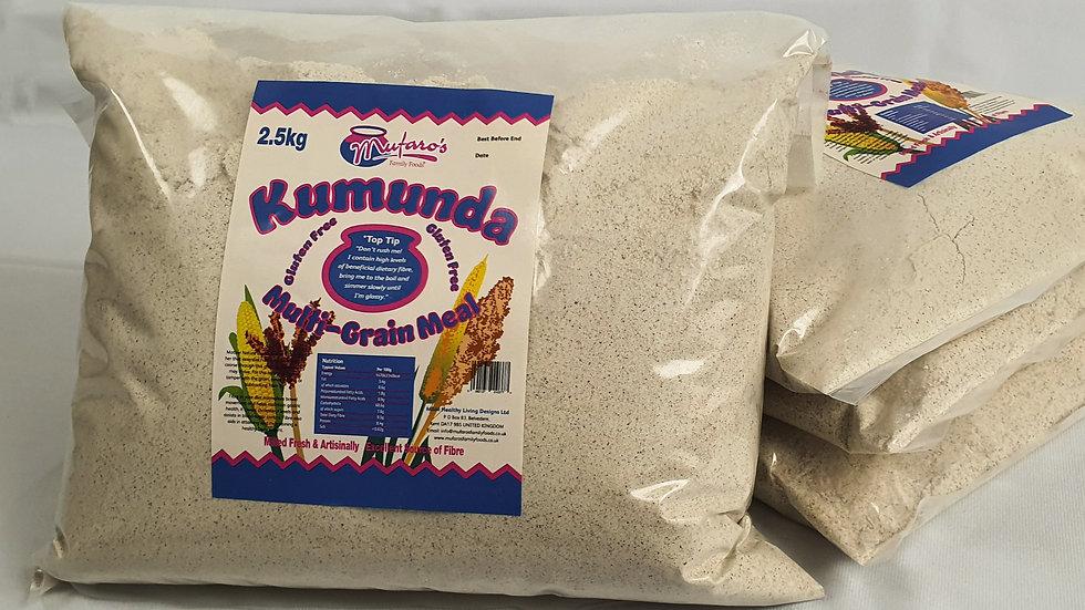 Kumunda Multi-Grain Meal 2.5kg