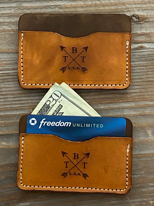 Tin Barn Card Wallet