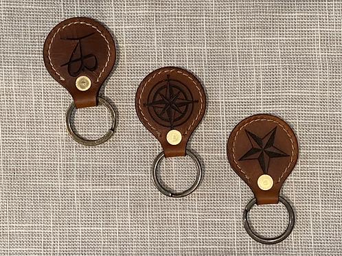 Round Keychains