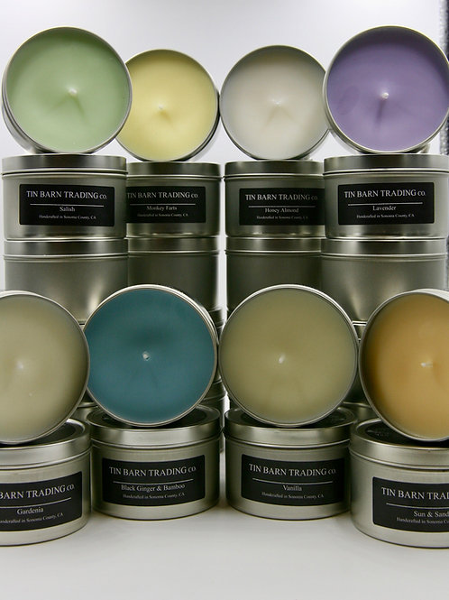 Hand-Poured Candles