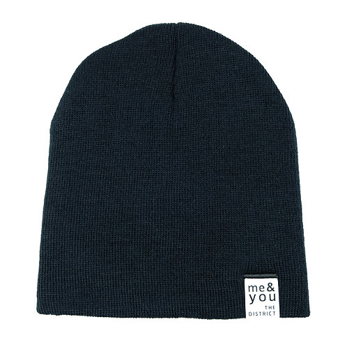 Black Me & You Beanie (Tag)