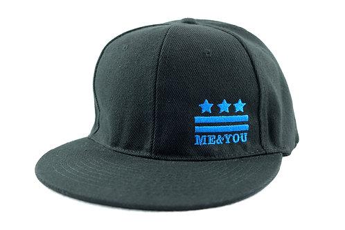 Me & You Snapback (Blue)