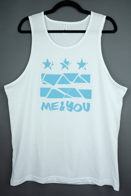 Men's Shattered Flag Tank