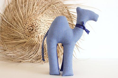 Camel Vichy Bleu