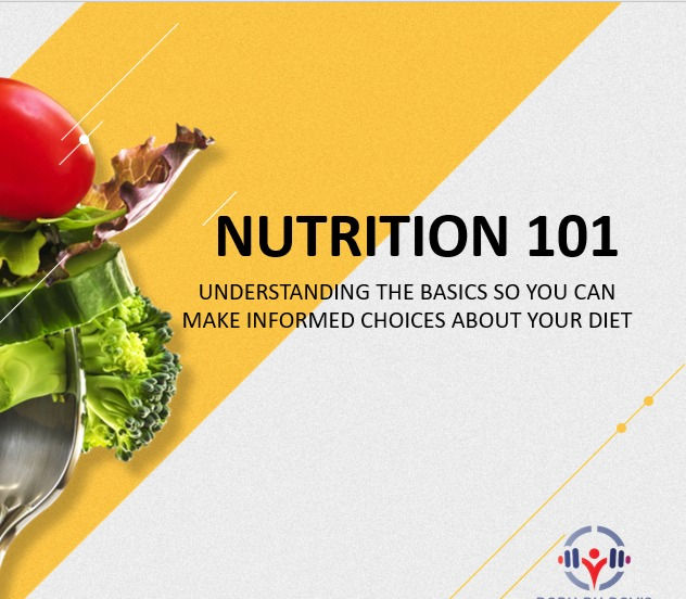 Small Group Nutrition Coaching
