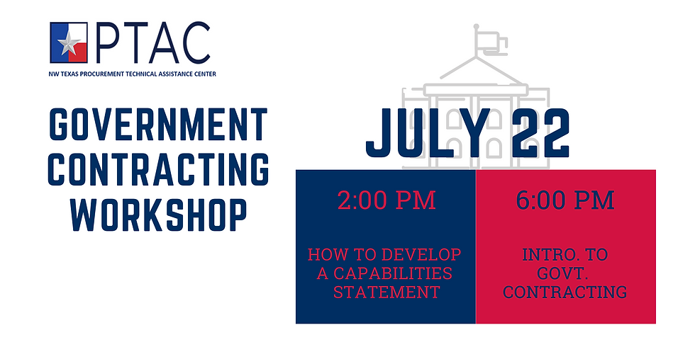 Introduction to Government Contracting - LIVE!