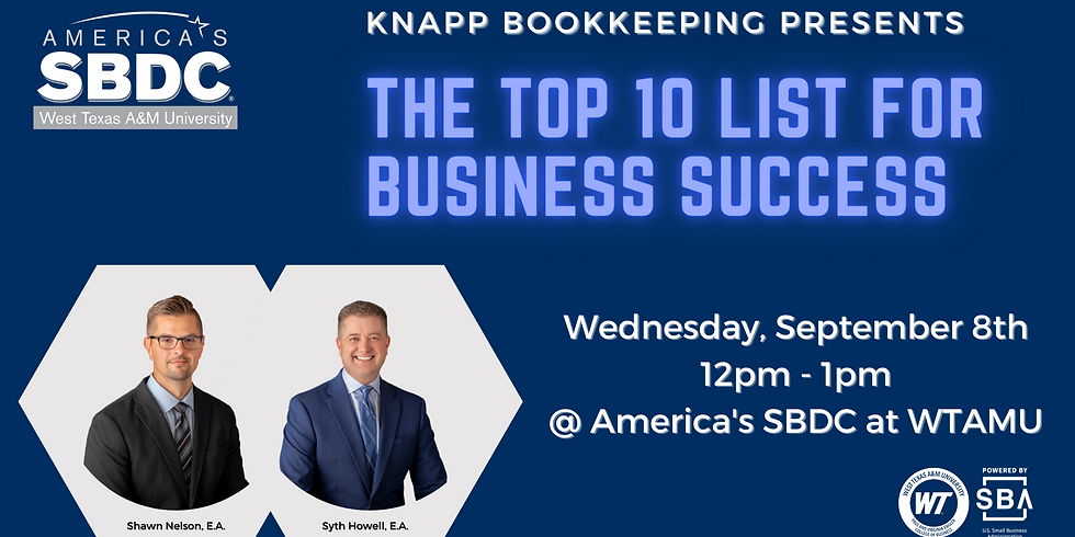 Top 10 Lists for Business Success