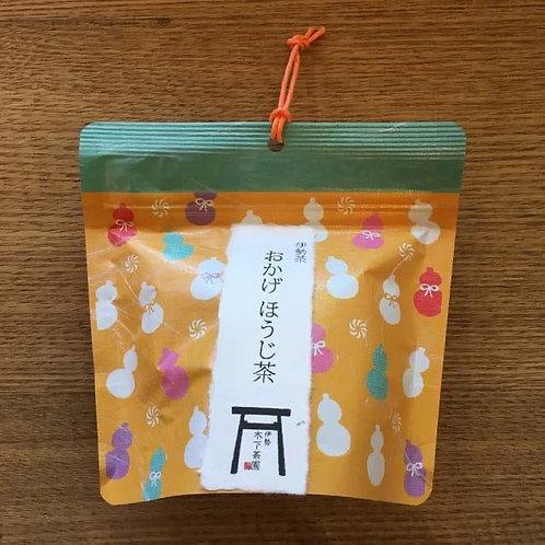 【木下茶園】伊勢ほうじ茶ティーバッグ