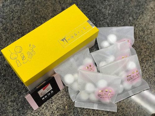 【マザーフルーツ】神宮 白石クッキー(35個入り箱)夏季限定デザイン