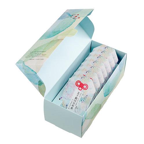 【よろし化粧堂】五十鈴川の水が湧き出るハンドクリーム(3g×7個入り)