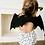 Thumbnail: Black Felt Bat Wings