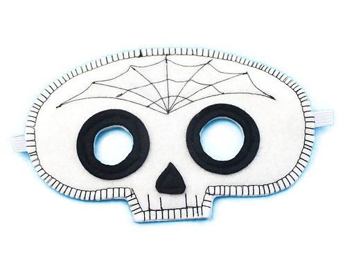 SKM01 Skeleton Skull Mask x 3