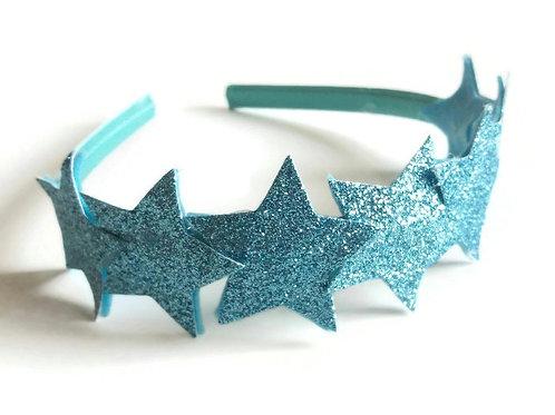 GSH01 Star Headband x 3