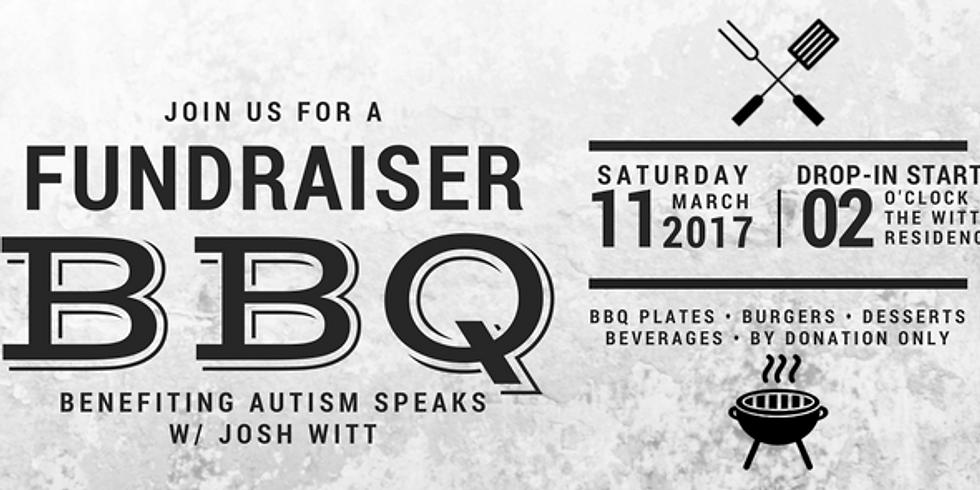 BBQ Fundraiser for Autism Speaks