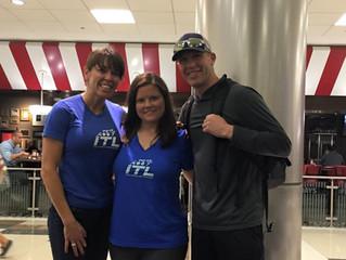 Lindsay's Race Report - Ironman Puerto Rico 70.3 2015