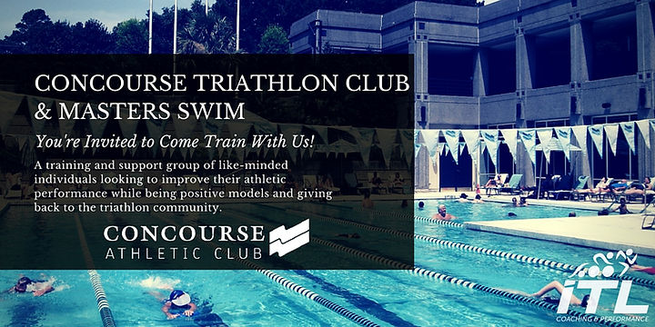 Concourse Triathlon Club and Masters Swim