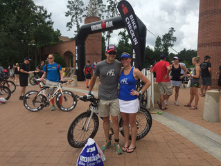Ironman Texas Race Report
