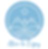 mountains sun sunshine blue logo alive to enjoy yoga life coaching community