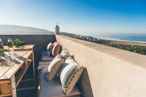 rooftop restauarnt lounge agadir