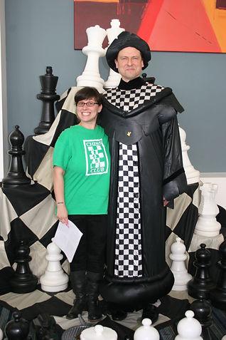 chess, Jessica Prescott, state championship