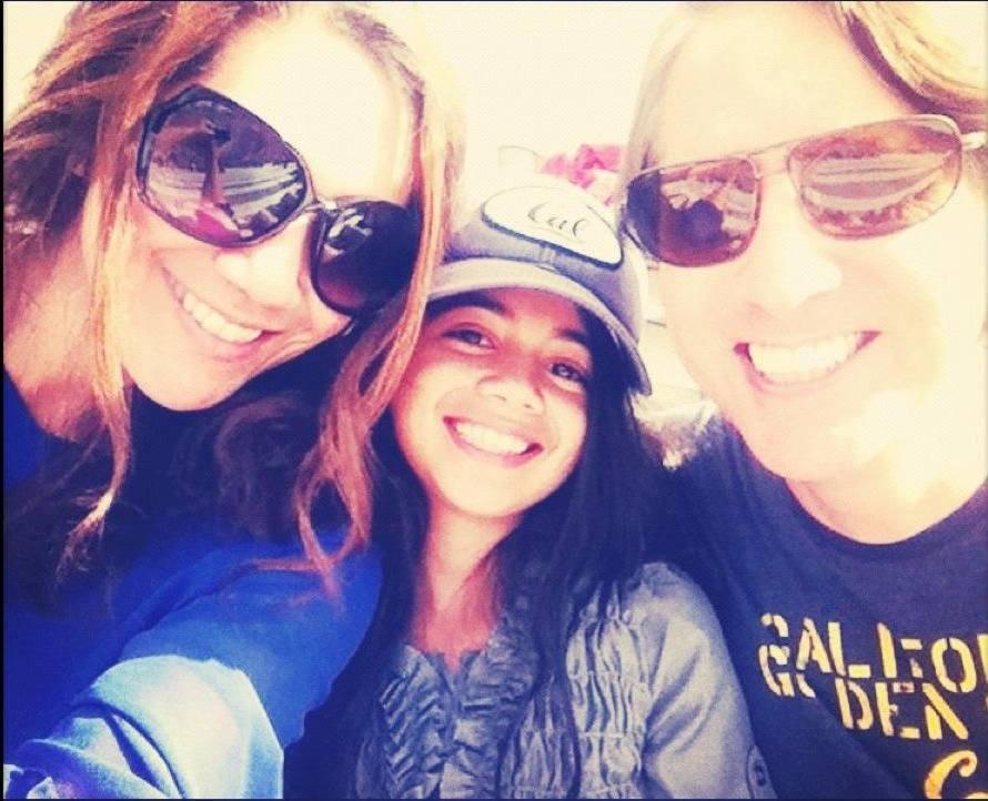 Elena and family