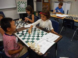 Chess Camps are Over - Clubs Begin!
