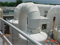 FRP Tanks and Duct