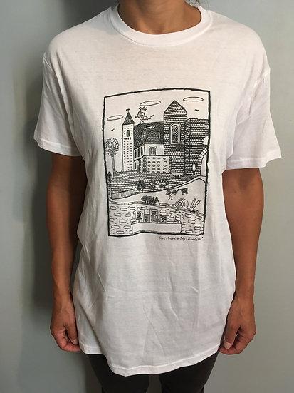 Saint Amand de Coly - T-shirt