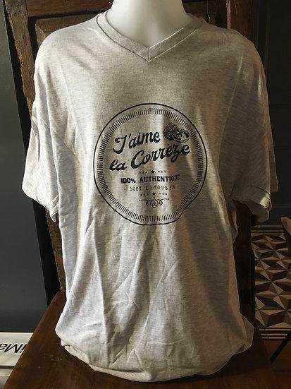 J'aime la Corrèze - T-shirt