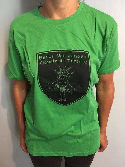 Super Poussinoux Vicomte de Turenne - T-shirt
