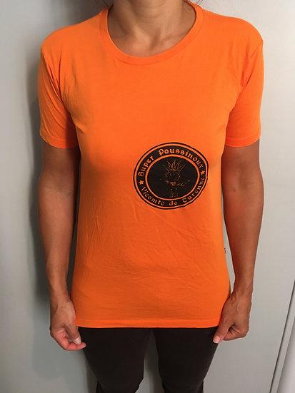 Super Poussinoux Vicomte de Turenne - T-shirt - Double marquage