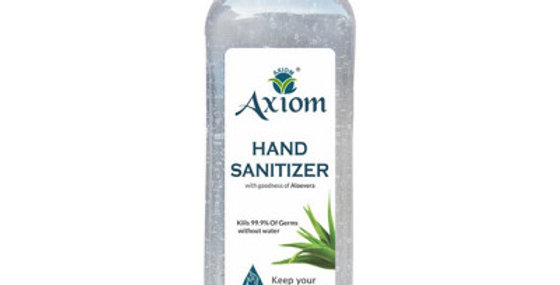 80 % Alcohol based sanitizer Axiom Enriched With Aloevera