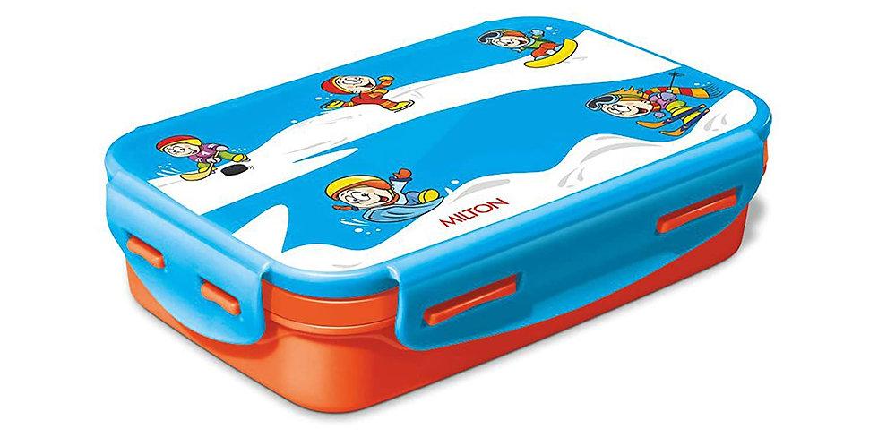 Milton Steely Deluxe Mini Inner Steel Kids Tiffin Box,