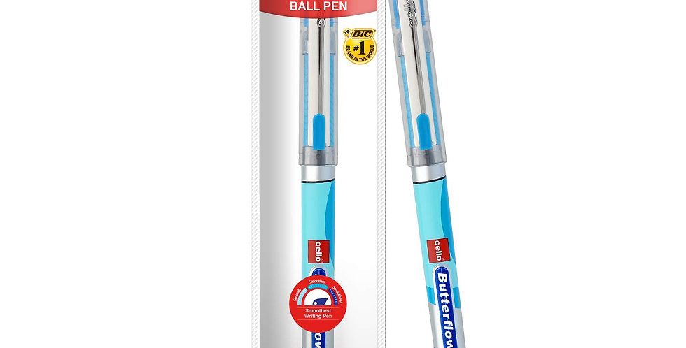 Cello Butterflow Ball Pen Set