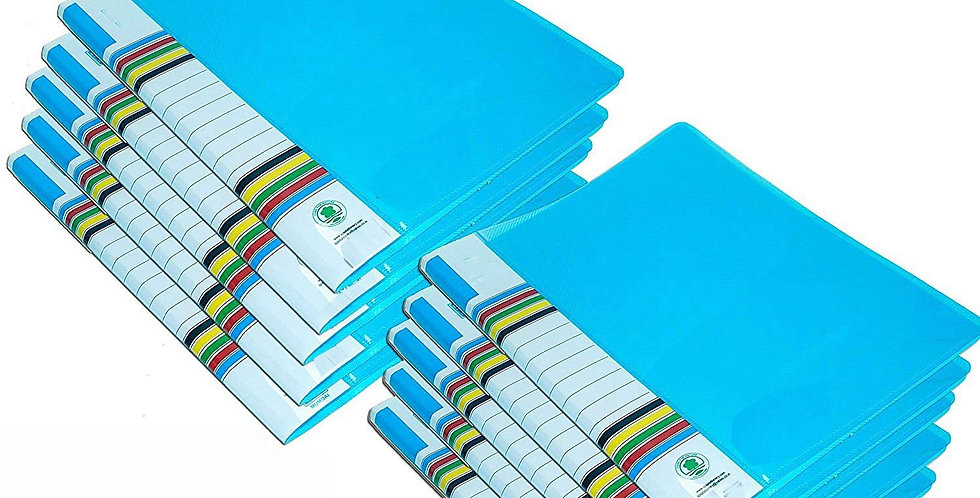 Document holder file- Pack of 10