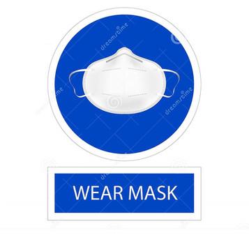 wear-mask-round-blue-sign-vector-design-