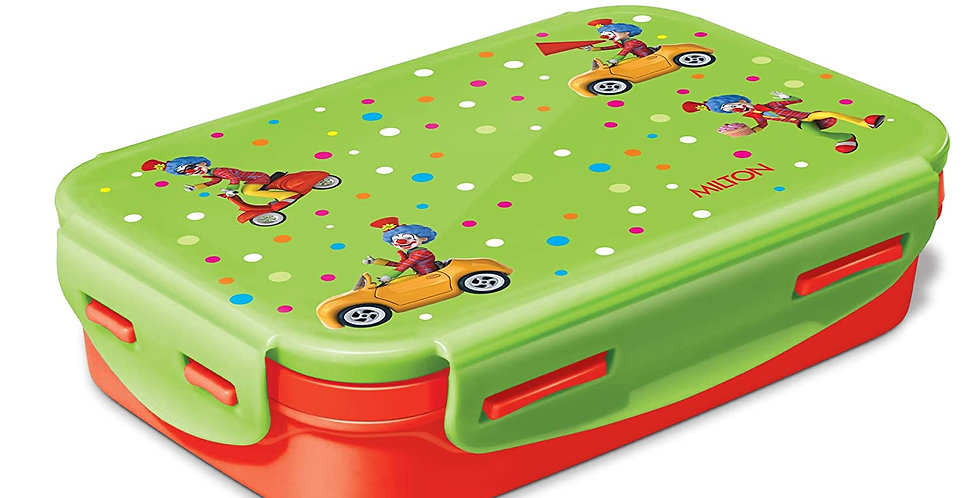 Milton Steely Deluxe Mini Inner Steel Kids Tiffin Box,