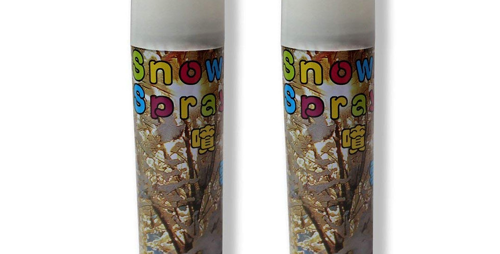 Celebration Party Snow Spray (Pack of-2)