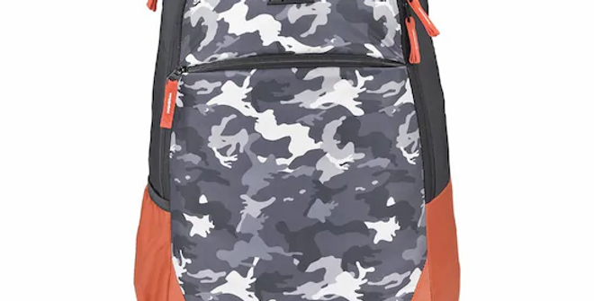 Fastrack 30 Ltrs Orange Casual Backpack (A0793NOR01)