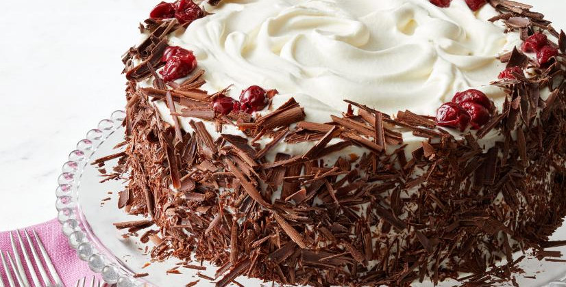 Black Forest Cake ( Eggless), Fresh baked in 3 hours ( Free Delivery*)