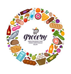 grocery-store-banner-food-drinks-set-ico