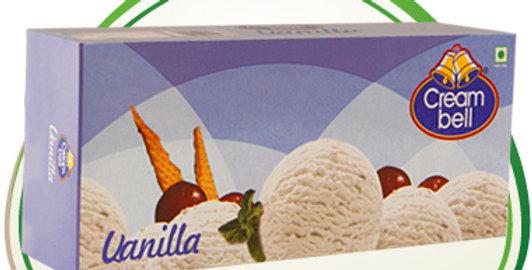 BUY 1 GET 1, Cream Bell Vanilla Brick