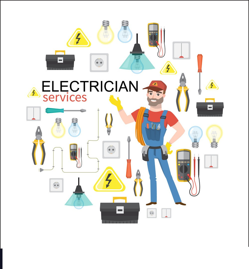 Electrician Service-Redeem paid amount