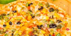 Crazy Hut Simply Veg Pizza