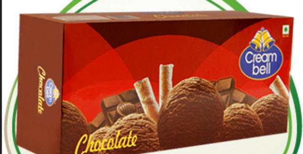 BUY 1 GET 1, Cream Bell Chocolate Brick