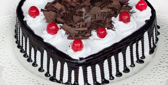 Black Forest Cake, Fresh Baked in 3 Hours (Free Delivery*)