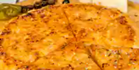 Crazy Hut Cheese Lover Pizza
